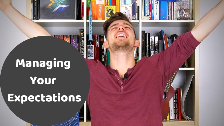 Managing your Expectations | Dealing with disappointment |  2 Minute Video